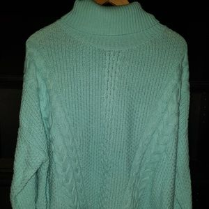 Mint sweater by ANA-NWT